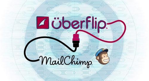 Uberflip & MailChimp