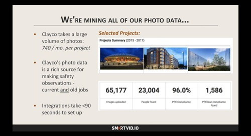 SmartVid Clayco + BIM 360 Integration