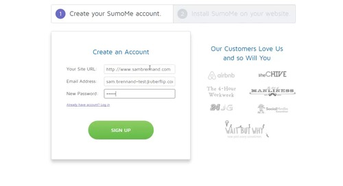 How to Integrate Uberflip and SumoMe