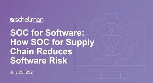 SOC for Software