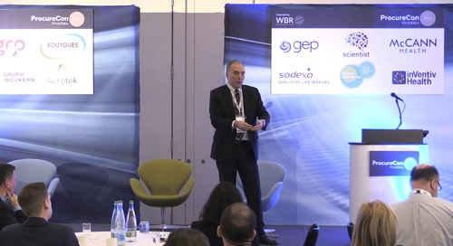 CPO Interactive Case Study – Bringing the Outside In, GSK Global Procurement Approach to Risk and Innovation