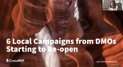 6 Local Campaigns from DMOs Starting to Re-Open