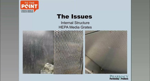 [Webinar] USP Compliance: PEC Cleaning and Decontamination