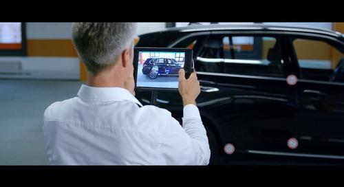 Discover Visual Inspect -  a mobile inspection solution