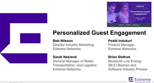 Personalized Guest Engagement