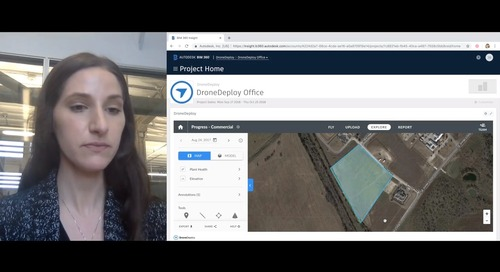 DroneDeploy + BIM 360 - Partner Card Integration