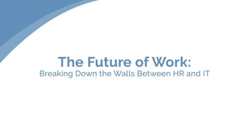 Jacob Morgan: Breaking Down the Walls Between HR and IT