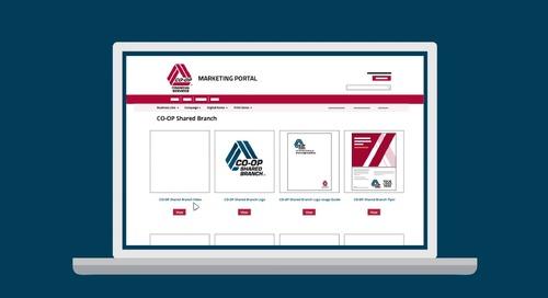 CO-OP Marketing Portal