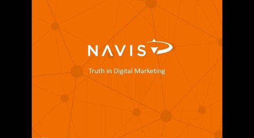 Webinar: The Truth in Digital Marketing