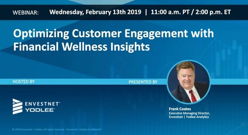 On-Demand Webinar: Optimizing Customer Engagement with Financial Wellness Insights