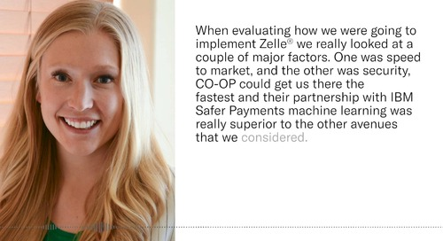 Zelle® Implementation Testimonial: Idaho Central Credit Union – Why CO-OP?