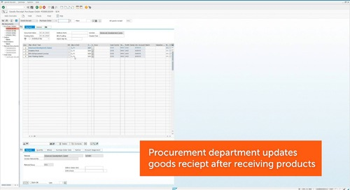 Invoice Verification & Approval Automation in SAP Using IQ Bot