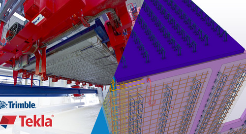 Tekla Structures 2018 for Double Walls