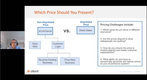 Deliver a B2C-like eCommerce Experience: Dynamic Pricing and Personalization