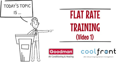 Flat-Rate-Training-Video-1-Goodman