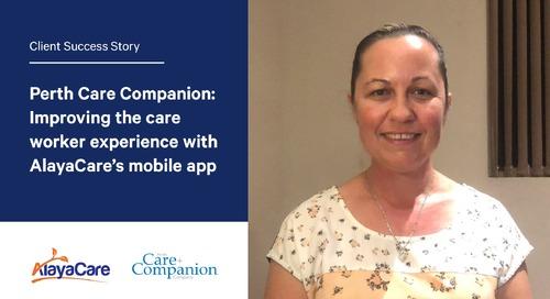 Case Study: Perth Care Companion Company