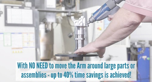 See the 8-Axis Edge FaroArm & ScanArm in action