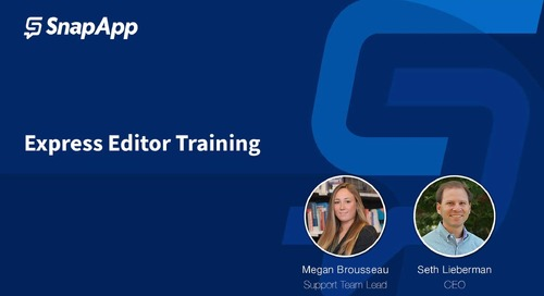 Video: Express Editor Training
