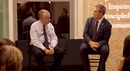 Video Recording: A Conversation with Tom Friedman