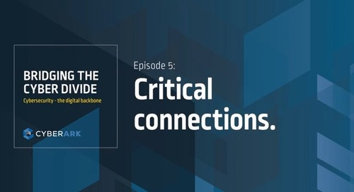 Bridging the Cyber Divide: Episode 5 – Critical connections