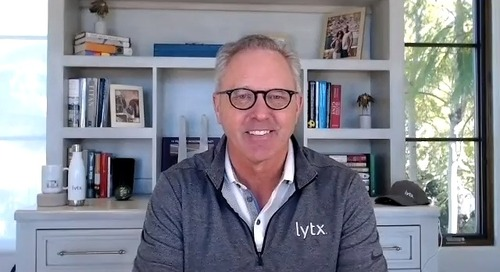 A Message from Brandon Nixon, Lytx Chairman and CEO