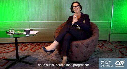 Un message de la part de la Directrice Achats du Groupe Crédit Agricole