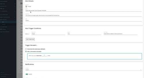 How BetterCloud can automatically help fix excessive permissions