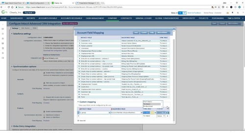 Sage Intacct Product Tour for Software Companies Part 2: Quote-to-Cash with Salesforce.com Integration