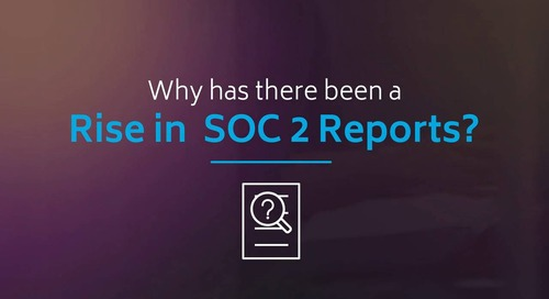 The Rise of SOC 2