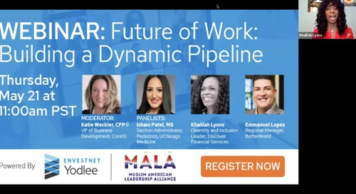 On-Demand Webinar: Future of Work: Building a Dynamic Pipeline