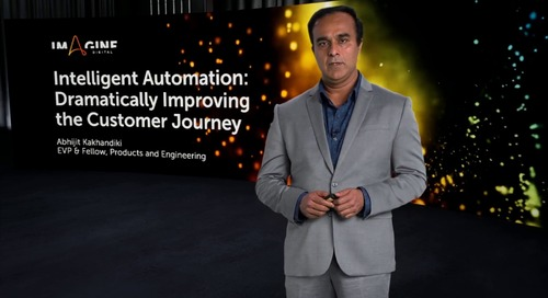 Intelligent Automation: Dramatically Improving The Customer Journey