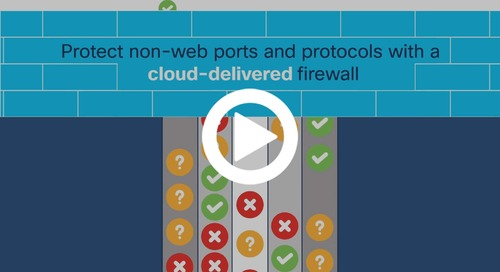 Cisco Umbrella cloud-delivered firewall