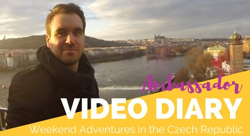 Weekend Adventures in the Czech Republic