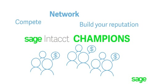 Connect With Other Champions: Build Your Network, Learn Best Practices, and Earn Perks