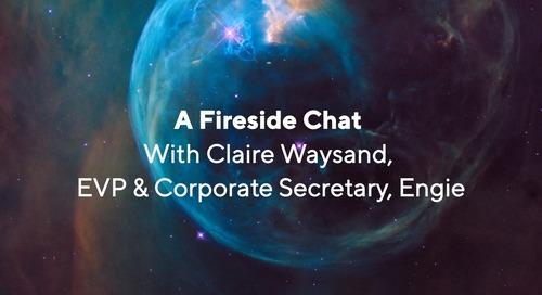 #Sustain2021  Claire Waysand, vice-présidente et secrétaire générale, Engie