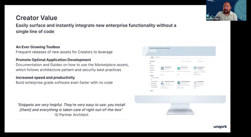 The World's First No-Code Marketplace, Built for the Enterprise