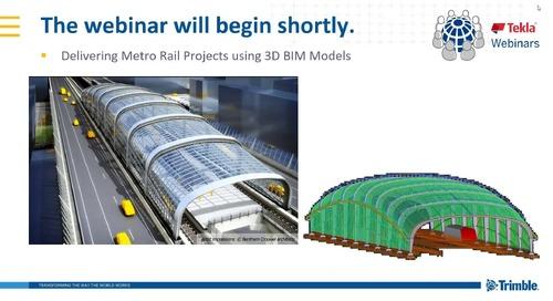 Webinar on Trimble Solutions for Metro Rail Project v2