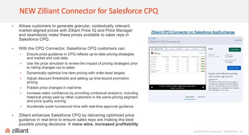 [Zilliant + Salesforce] Deliver Market-Aligned Price Guidance to Sales