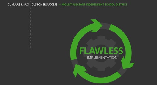 Customer Success - Mount Pleasant Independent School District