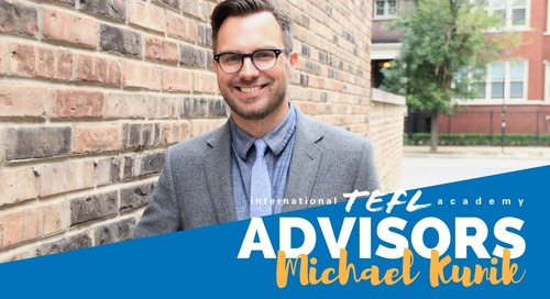 International TEFL Academy Advisor - Michael Kunik