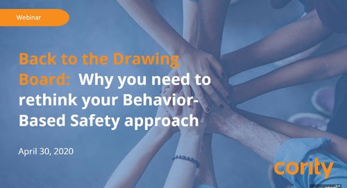 Behavior-Based Safety: Why You Should Rethink Your Approach