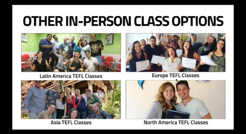 An Insider's Guide To Choosing The Right TEFL Class
