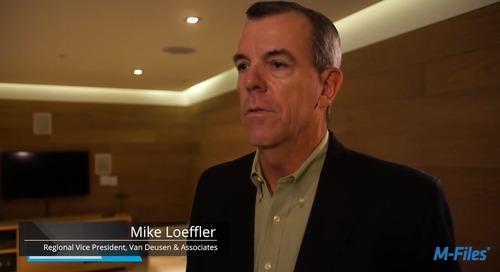 Customer Case Study Video: VDA - Van Deusen and Associates