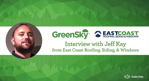 Video Case Study: East Coast Roofing, Siding & Windows