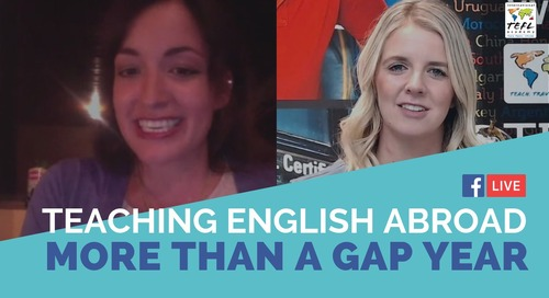 Teaching English Abroad in Costa Rica: More Than a Gap Year
