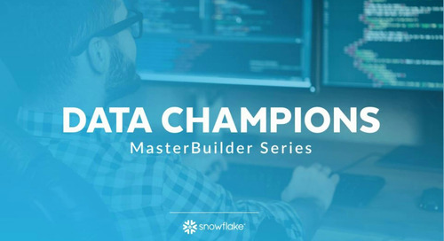 Data Champions Masterbuilder Series: Make Data Work to Solve a Mystery – Part 3