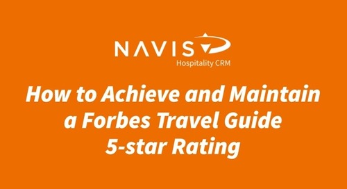 How to Achieve and Maintain a Forbes 5-Star Rating