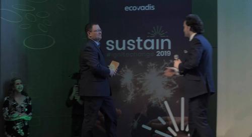 Michael Battle, Chief Operating Officer di EA Engineering, parla dei loro sforzi per la sostenibilità