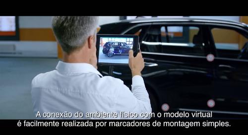 Descubra Visual Inspect - solução de inspeção móvel