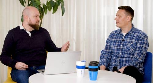 M-Files ja Microsoft: Automaatio, tekoäly, tietoturva ja prosessit